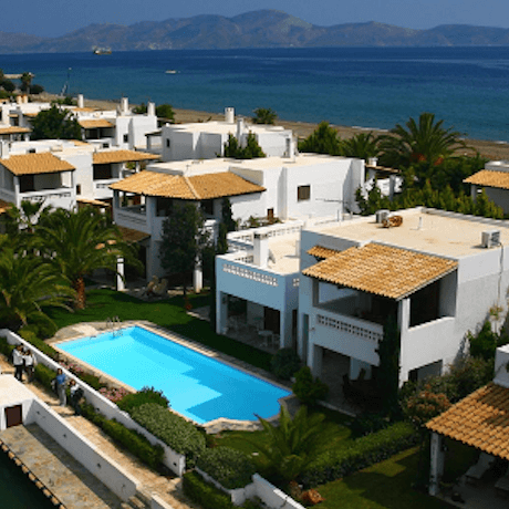 Villas in Porto Heli