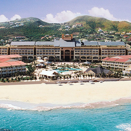 Mariott Resort St.Kitts