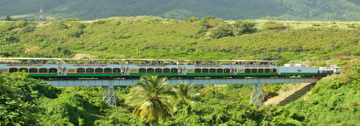 St. Kitts Scenic Railway